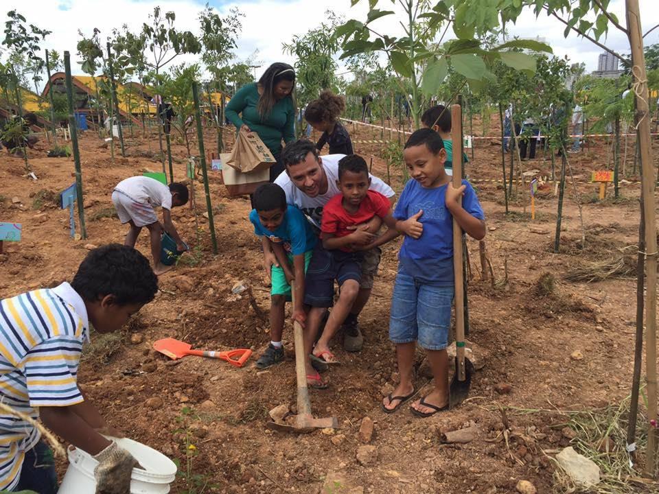 www.juicysantos.com.br - plantio coletivo de árvores em santos