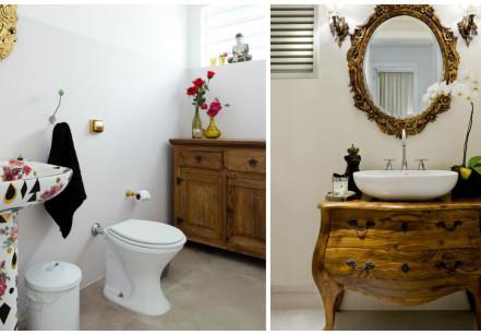 www.juicysantos.com.br - decoração de lavabo