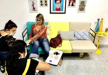 www.juicysantos.com.br - espaço estação beleza salão top no centro de santos