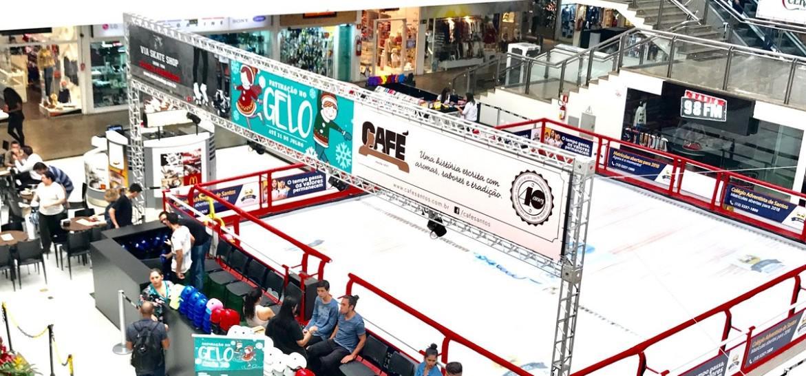 www.juicysantos.com.br - pista de patinação no gelo no shopping balneário em santos sp