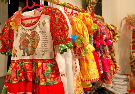 roupa de festa junina