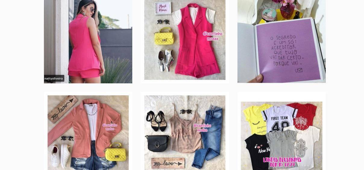 www.juicysantos.com.br - cantinho das meninas no instagram