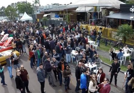 Festival de Cerveja Artesanal organizado pela Bodebrown em Curitiba