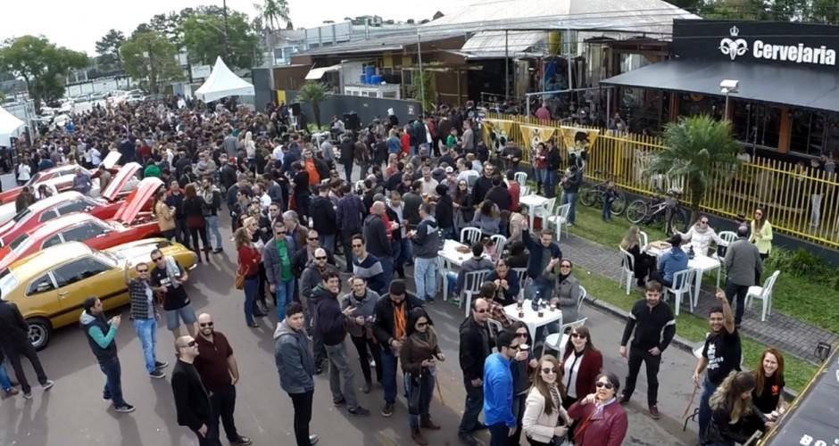 Festival de Cerveja Artesanal da Bodebrown em Curitiba