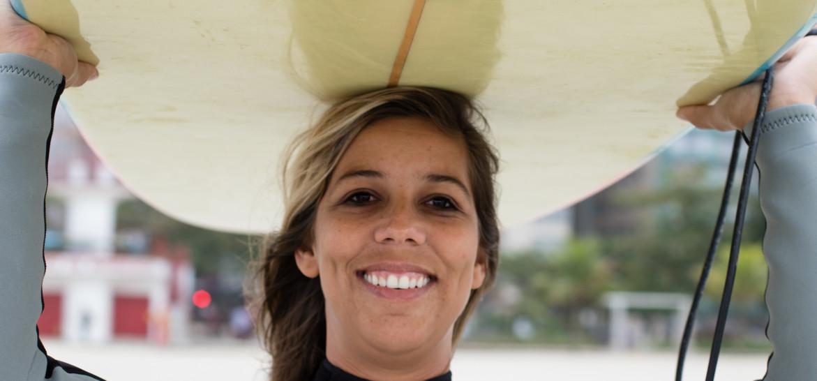 www.juicysantos.com.br - isabela panza, de santos, compete no peru
