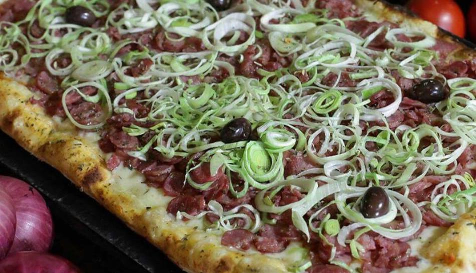 www.juicysantos.com.br - pizza de javali na graminha santos sp