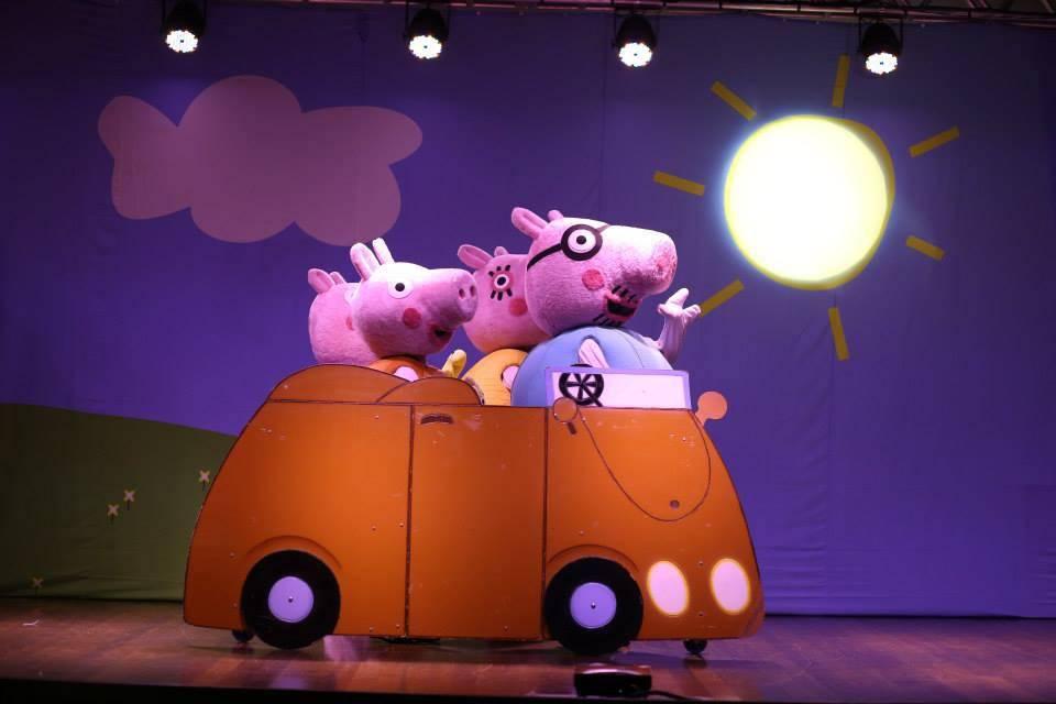 www.juicysantos.com.br - show da peppa pig em santos