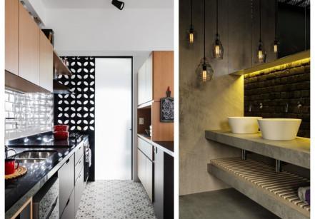 Ideias para usar preto na decoração