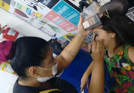www.juicysantos.com.br - festa temática para meninas em santos sp estação santa beleza