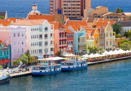 Curaçao no Caribe