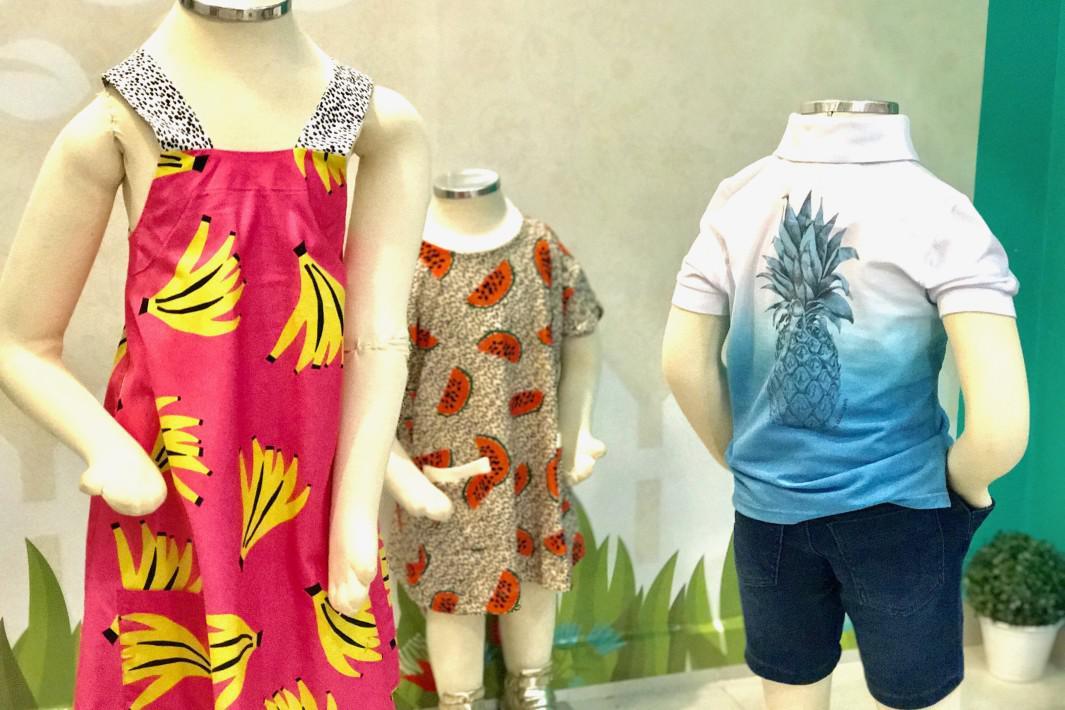 www.juicysantos.com.br - tendências moda infantil 2018 estampas de frutas