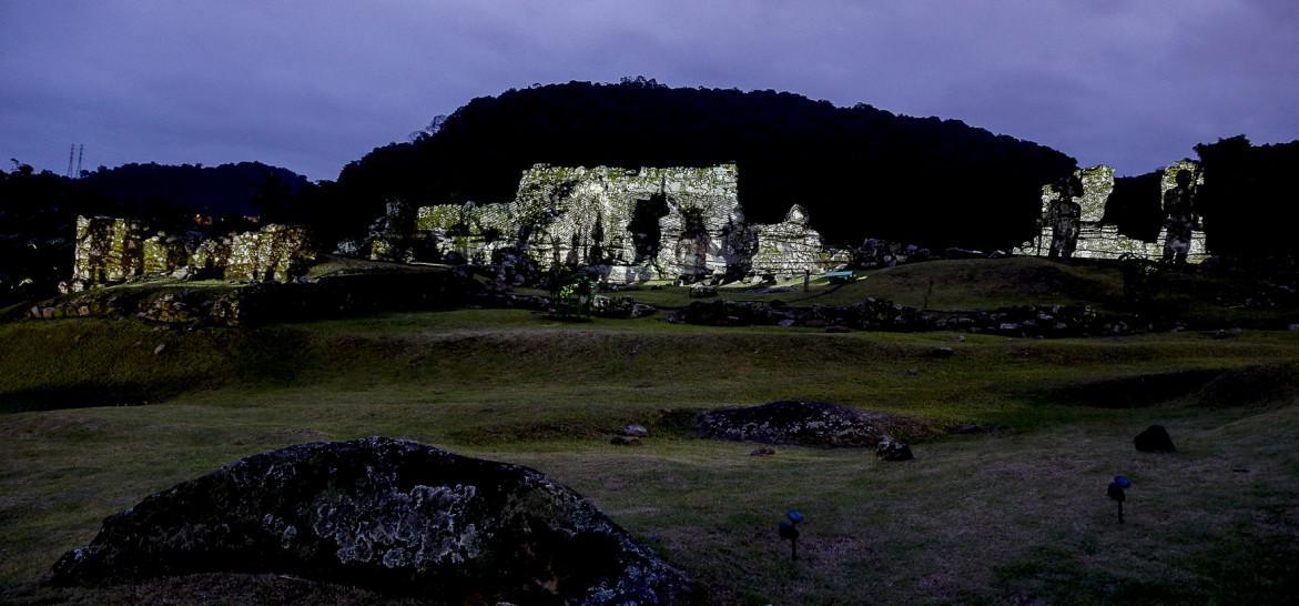 reg.153-17 Monumento Nacional Ruínas Engenho São Jorge dos Era