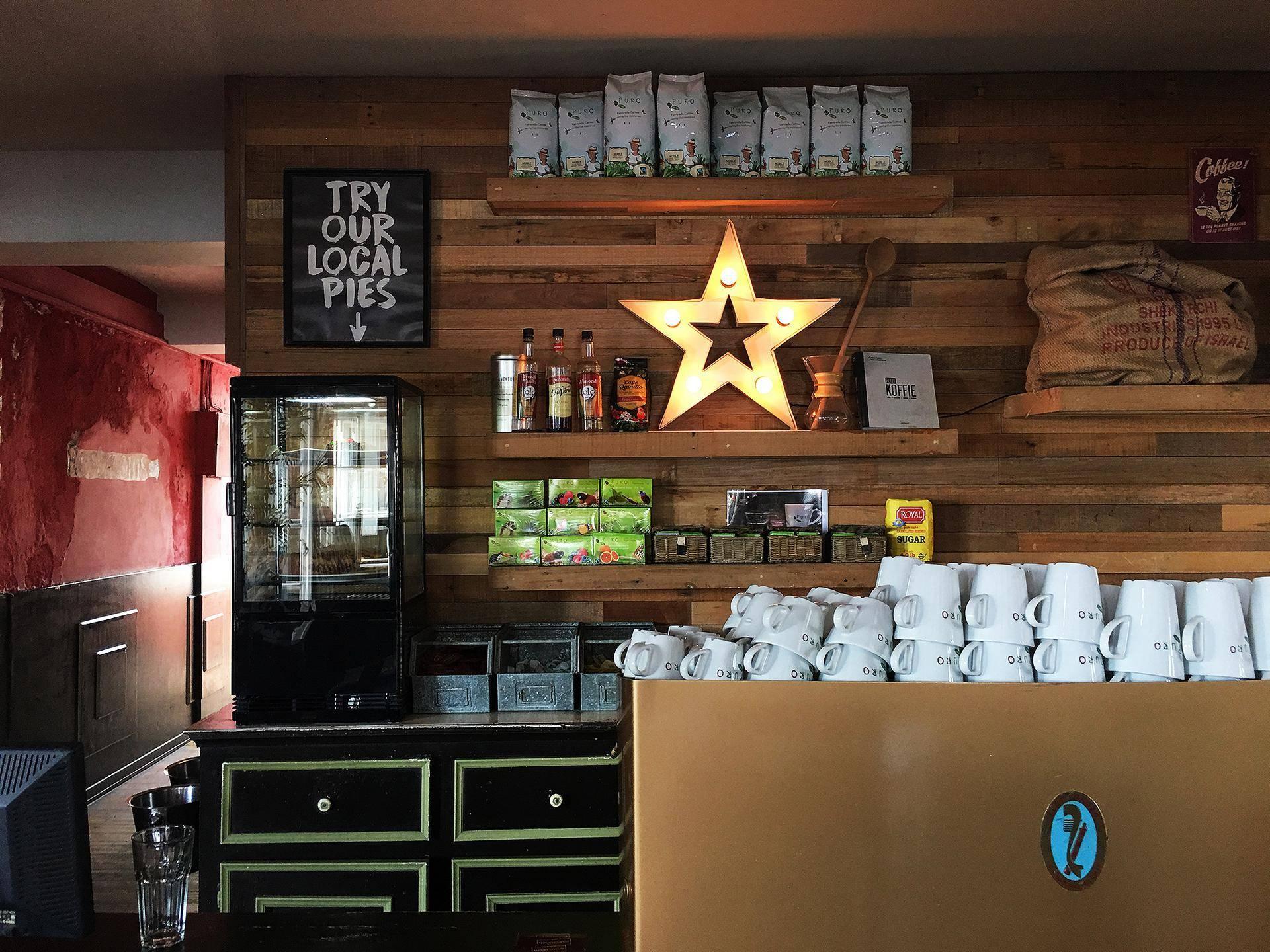 Café do Gouverneur de Rouville em Curaçao