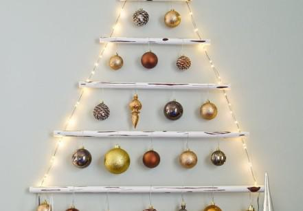 arvore natal parede - christmas tree wall 10