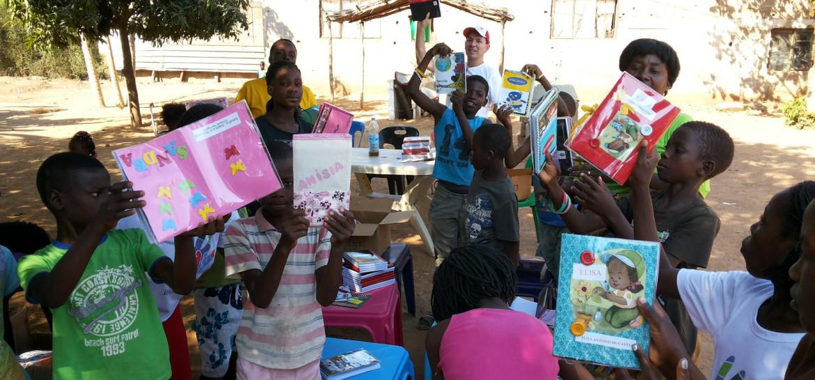 cadernos para africa