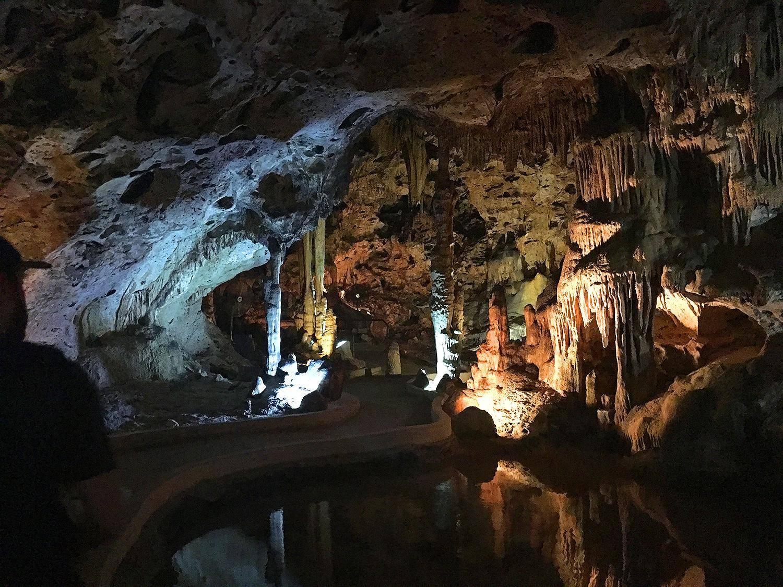 Hato Caves em Curaçao