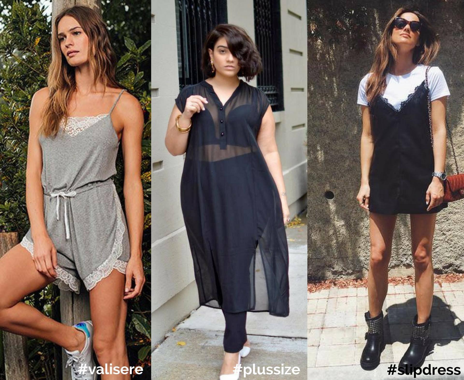 www.juicysantos.com.br - looks com slip dress