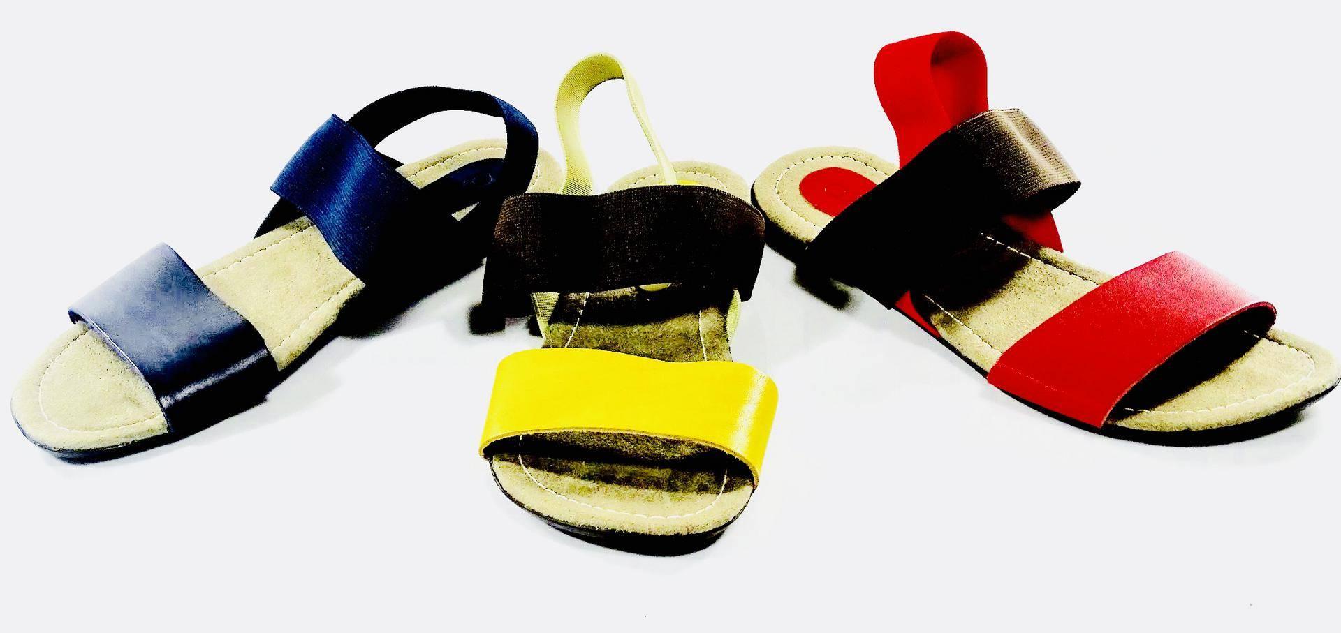www.juicysantos.com.br - sandálias de couro legítimo azzuli