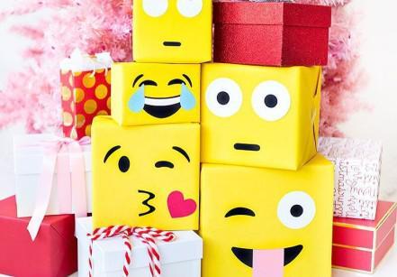 emoji-presente