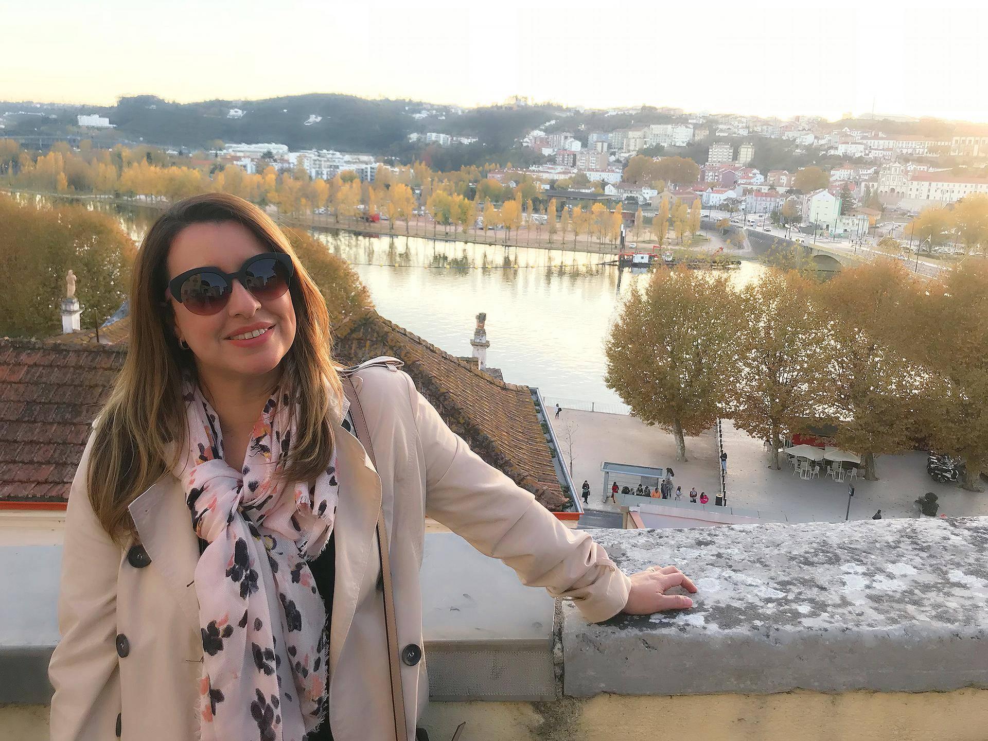 Liana em Coimbra