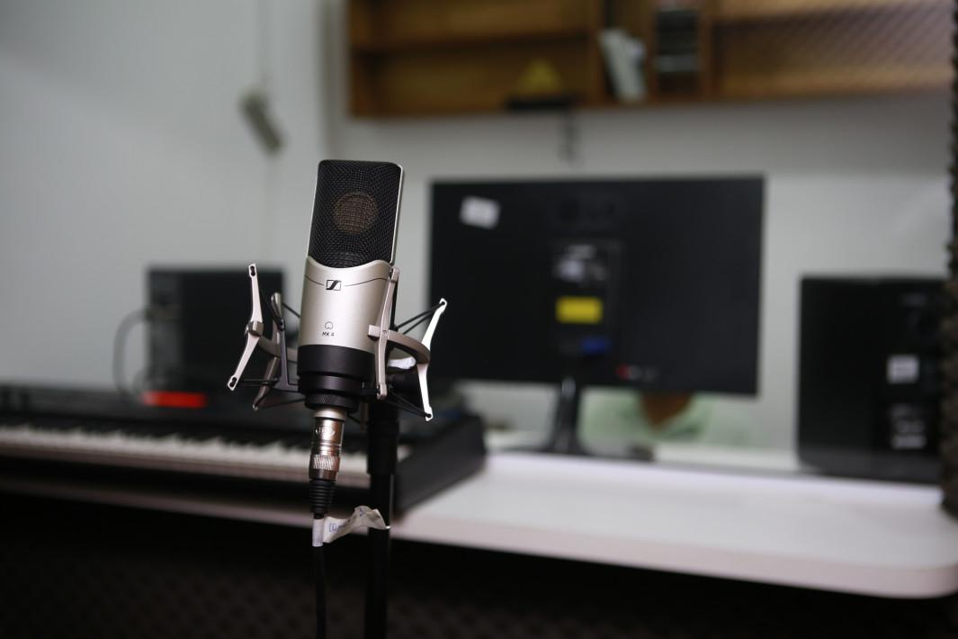 Estúdio de gravação musical em Guarujá (1)