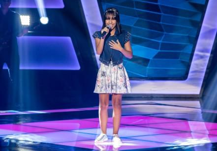 Jennifer Campos no The Voice Kids