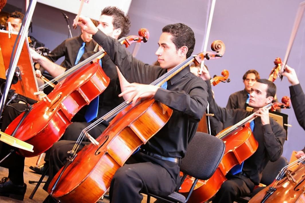 Orquestra Instituto GPA no Sesc