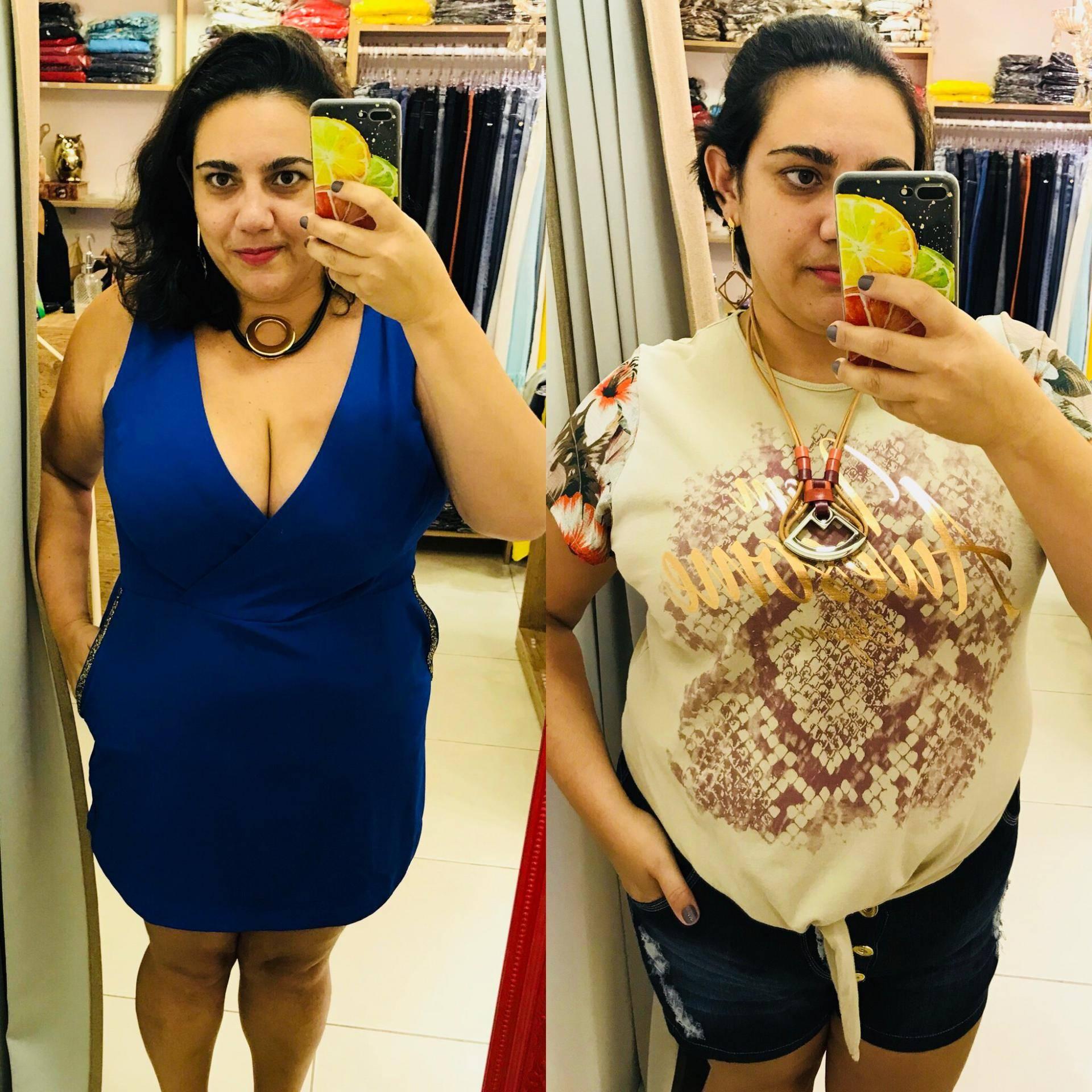 www.juicysantos.com.br - looks plus size