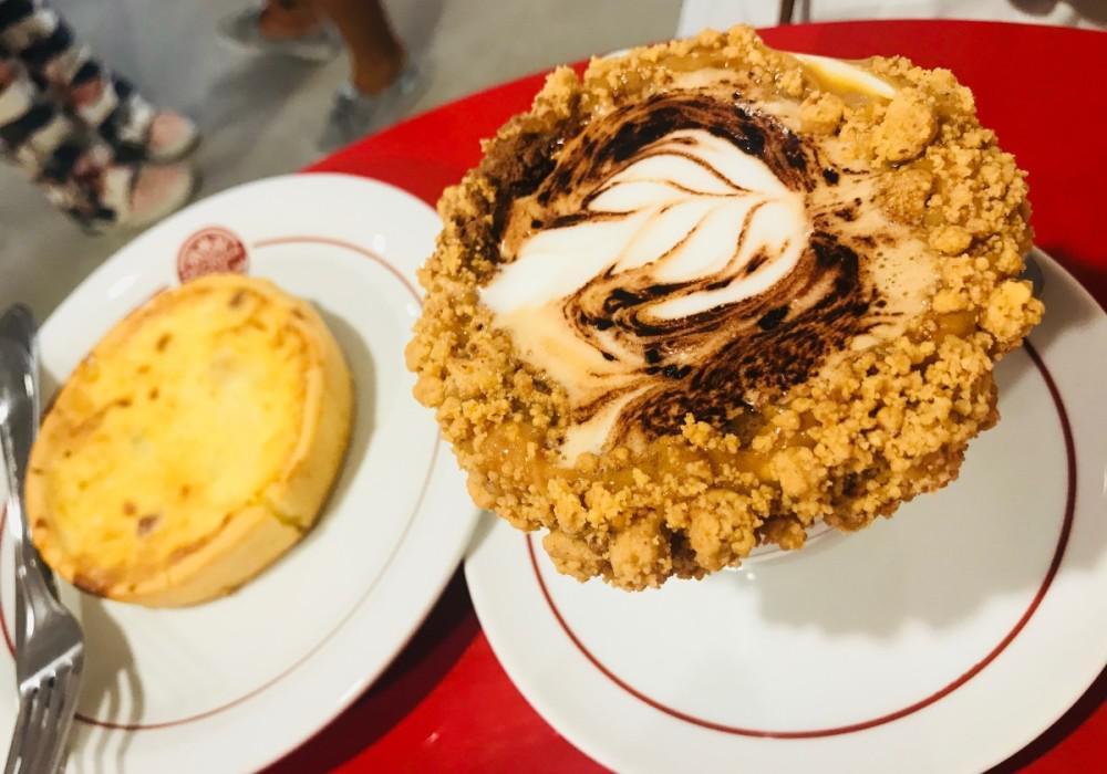 www.juicysantos.com.br - café com doce de leite no georgia café