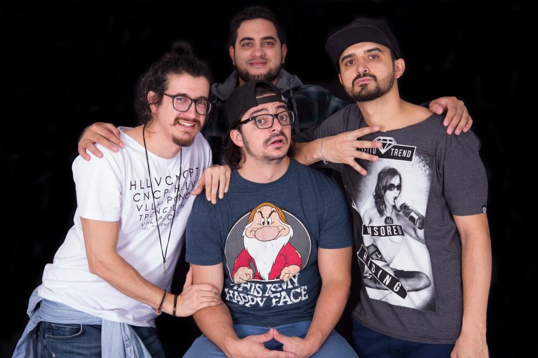 Show dos 4 Amigos volta à Baixada Santista em maio