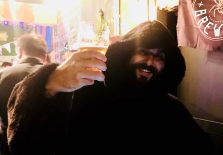 www.juicysantos.com.br - homem do gelo em santos