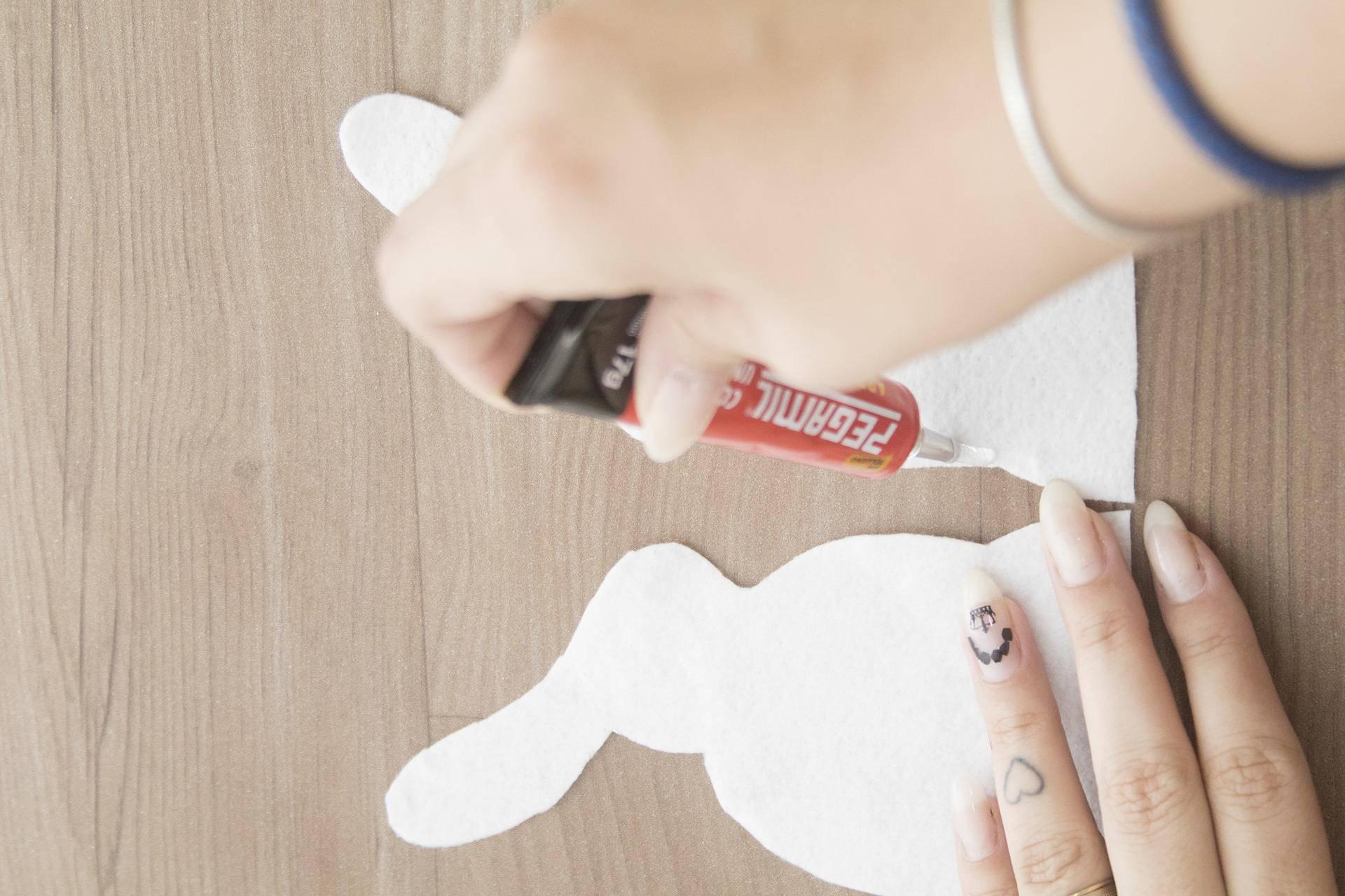 www.juicysantos.com.br - como fazer um coelho de páscoa