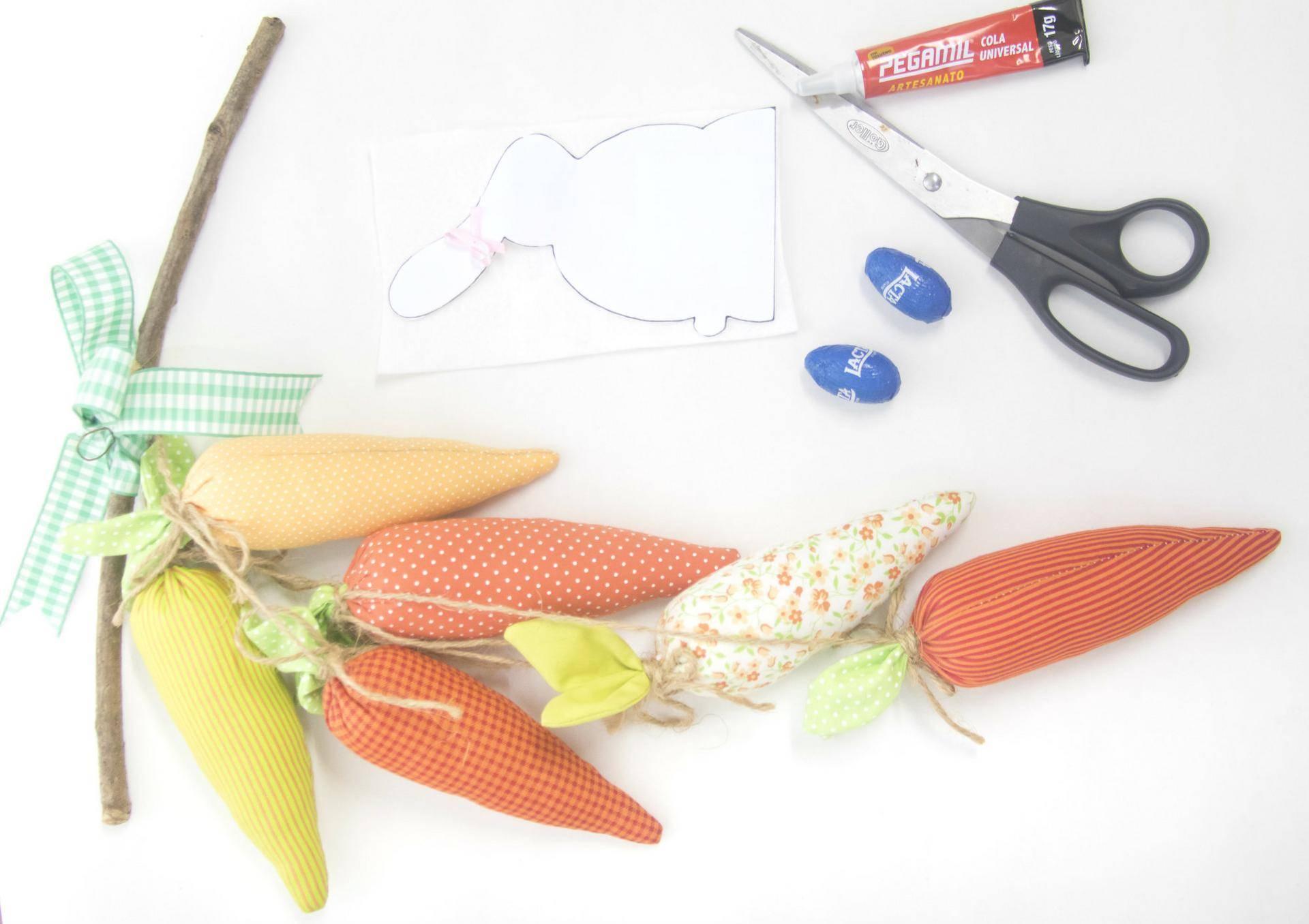 www.juicysantos.com.br - como fazer um coelho de páscoa porta ovos