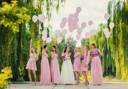 www.juicysantos.com.br - vestido rosa de madrinha