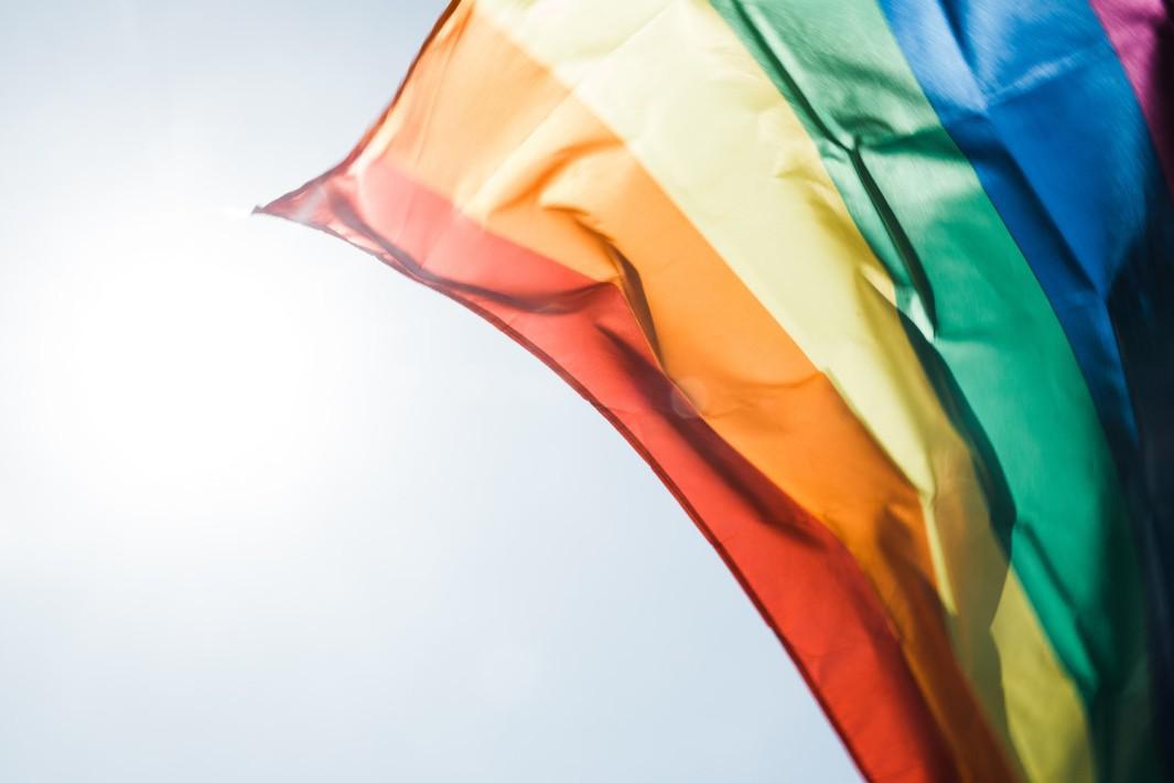 Primeira parada LGBT de Santos