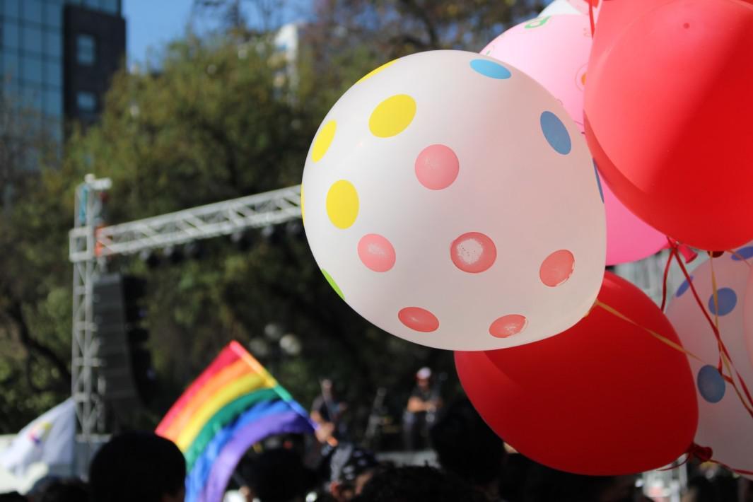 Primeira parada LGBT de Santos 2