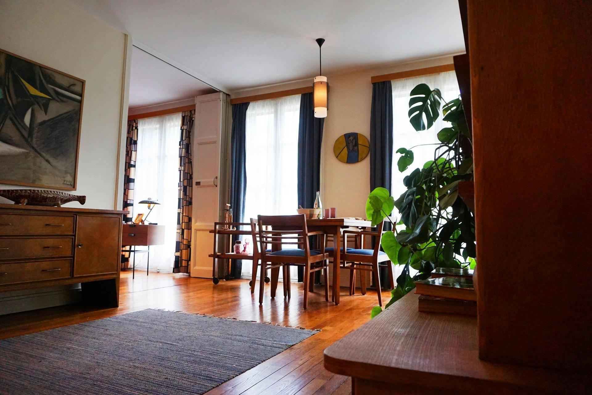 Apartamento modelo de Perret