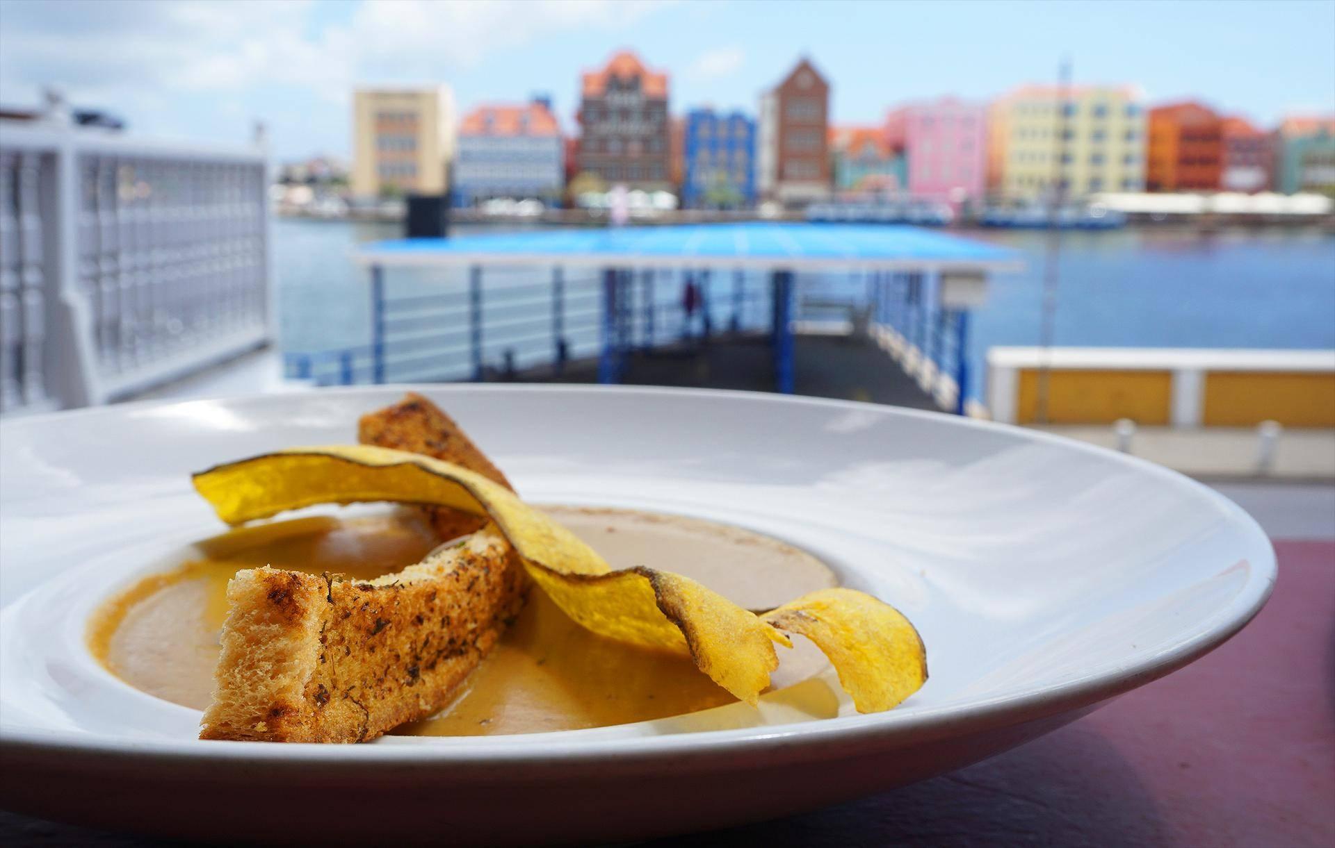 Gastronomia em Curaçao