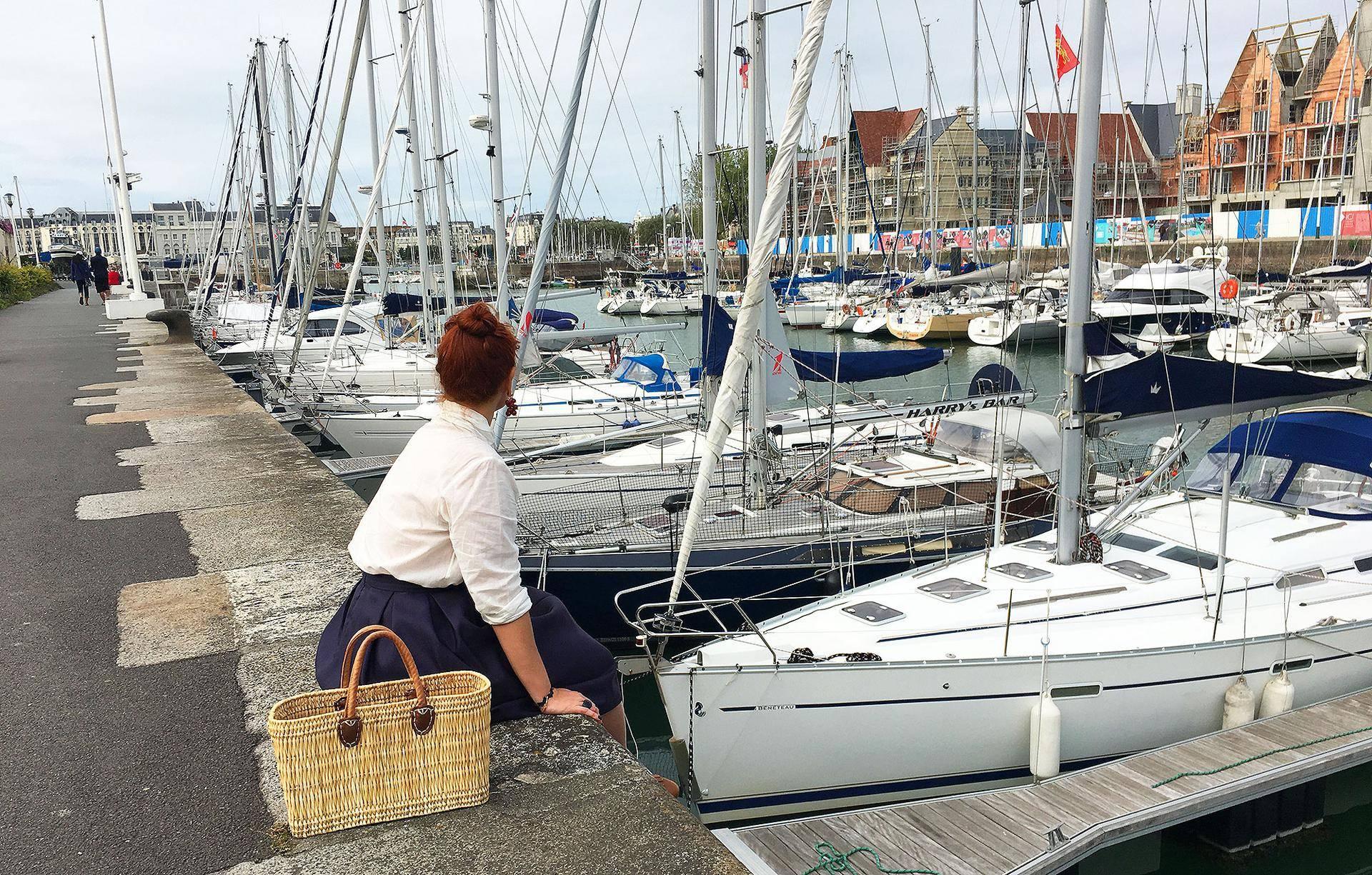 Marina de Deauville