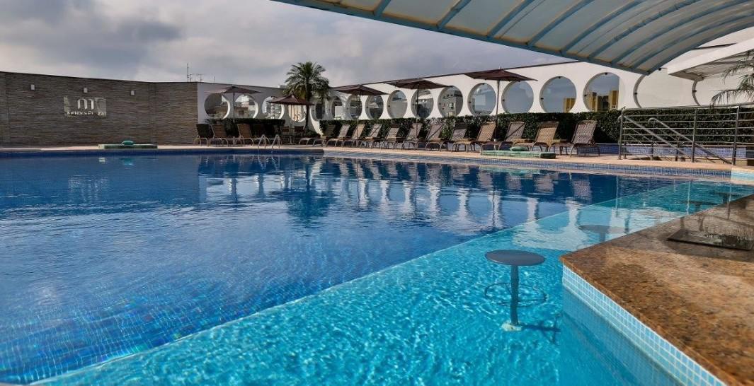 Hotel em Santos: Mendes Plaza
