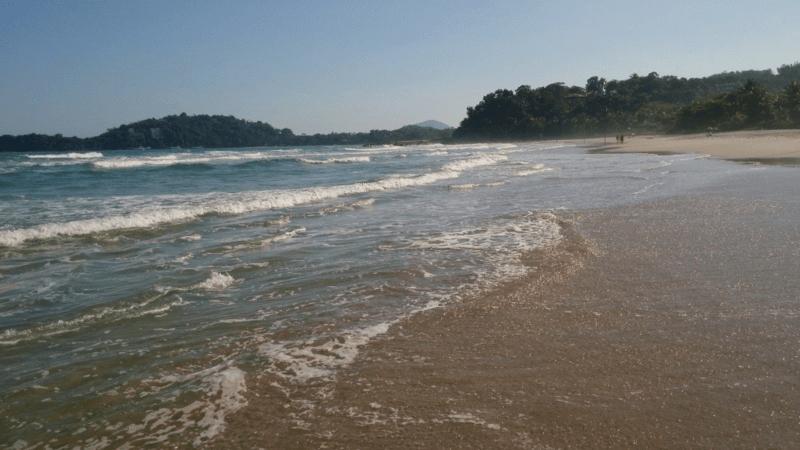 praia de Taguaíba - Guarujá (1)