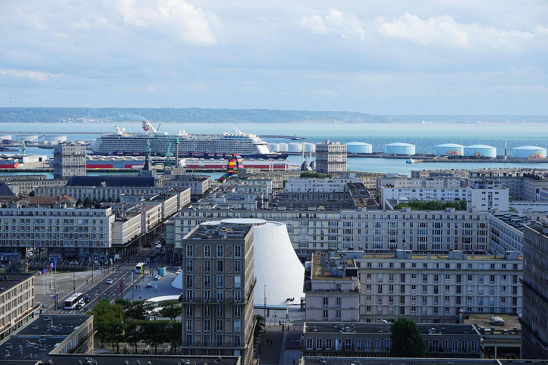 Vista de Le Havre