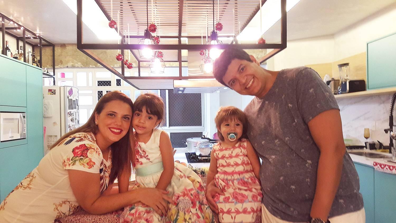 Aline Brentegani conta como é morar em Santos