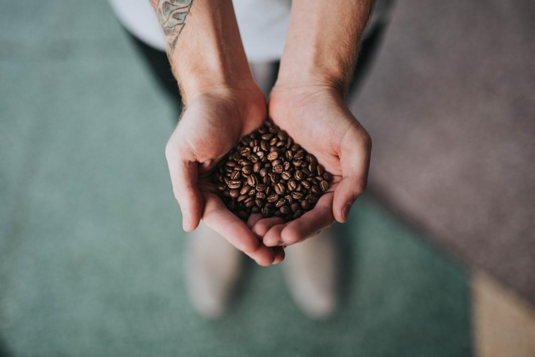 café em Santos
