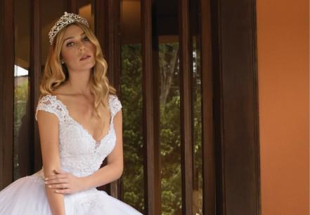 www.juicysantos.com.br - coleção magnólia center noivas véu e gravata em santos sp
