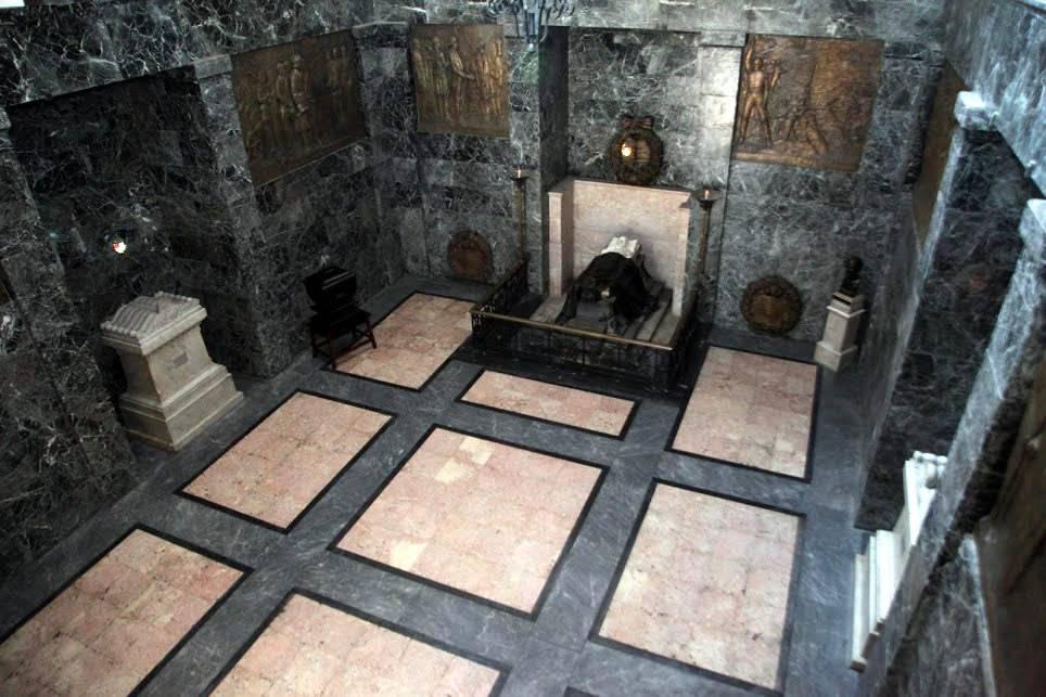 José Bonifácio e o Panteão dos Andradas