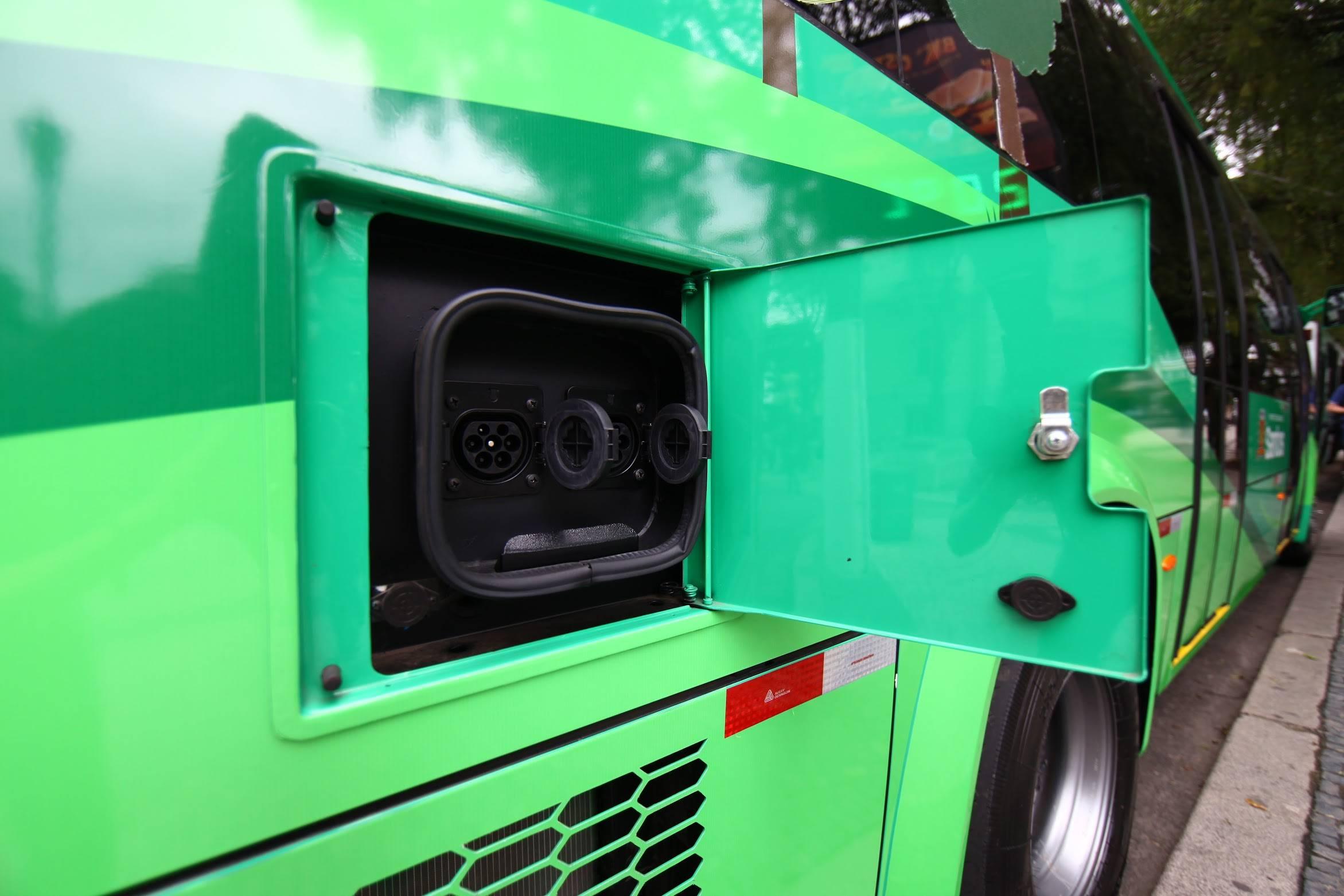 www.juicysantos.com.br - onibus movido a energia elétrica