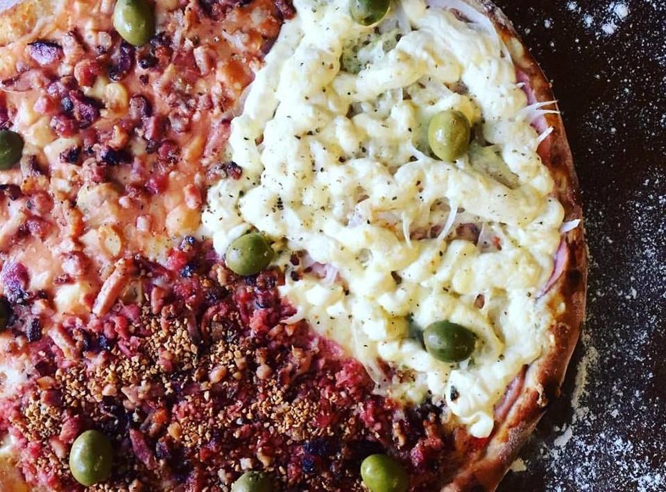 rodizio de pizza em santos