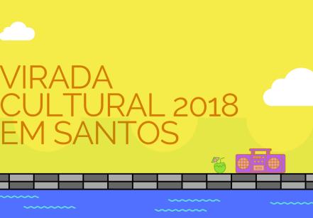 www.juicysantos.com.br - virada cultural 2018 em santos