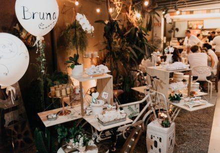 www.juicysantos.com.br - decoração de festa linda